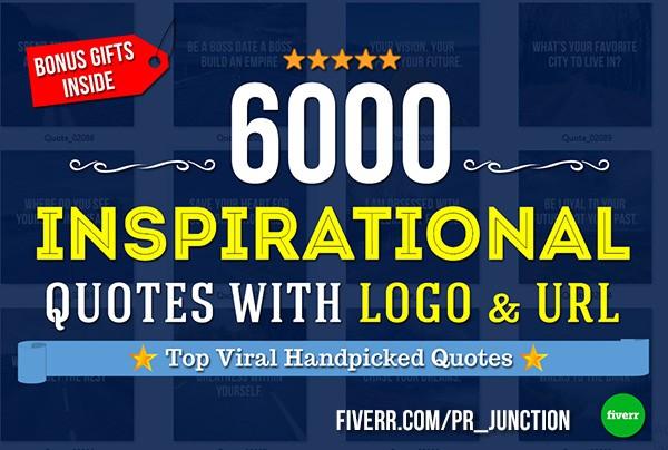 6000 Motivational Quotes